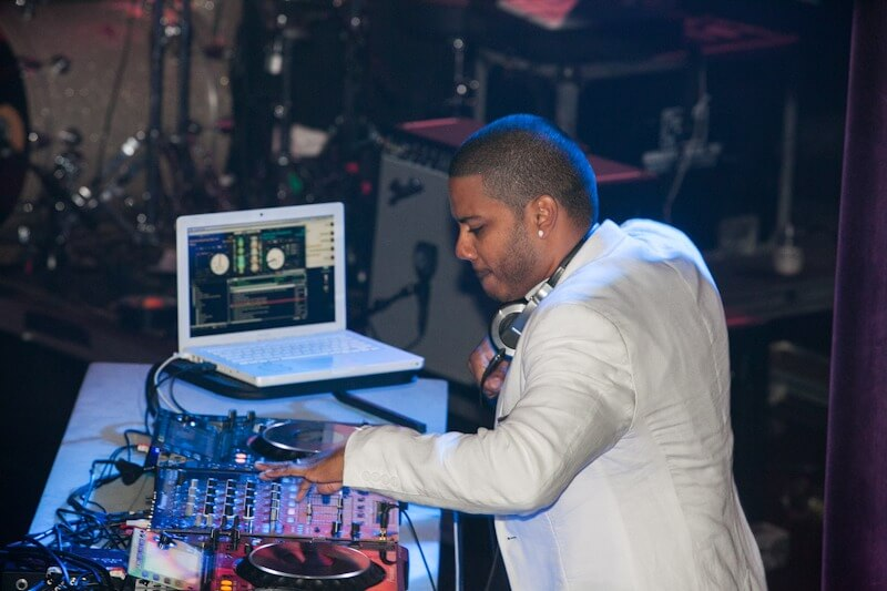 DJ Neza for Nicholson Events