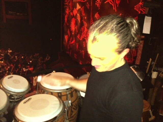 Nicholson Events, Performer, Live, Artist, Musician, NYC, percussionist