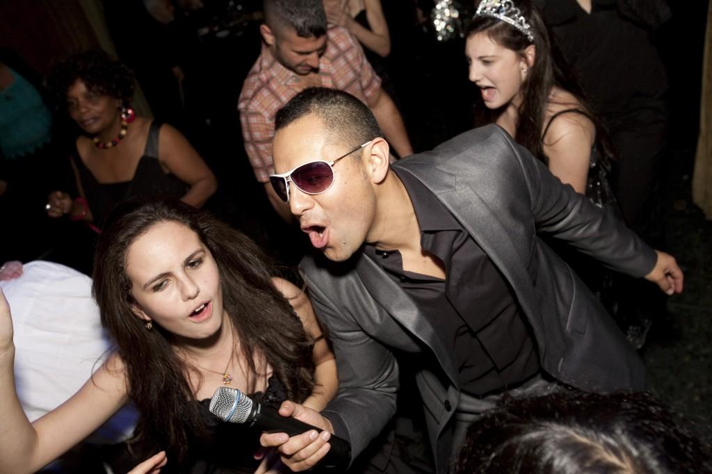 MC Nelson Cruz for Nicholson Event at a Bar Bat Mitzvah, Wedding MC, Wedding Entertainment, NYC, NY, Fairfield CT