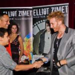 Elliot Zimet Mentalist NYC & CT Nicholson Events Inc Event Planning NYC, Fairfield CT, Hamptons, Weddings, Bar Mitzvah, Bat Mitzvah, Corporate Events, Sweet 16, Event DJs, Bands