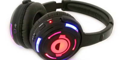 Silent-Disco-Complete-System-10-Headphones-With-LED-Lights-3-Channel-Transmitters-Rechargeable-Battery-For-Wireless