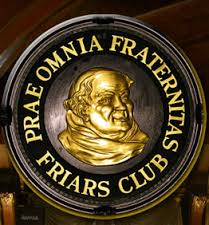 The Friars club logo