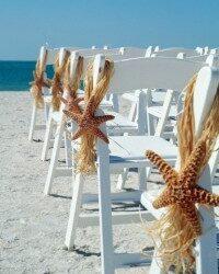 Beach photo chairs