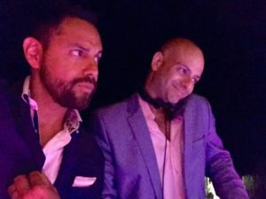 DJ Shrian and Nelson NewPort wedding dj Event Planning NYC, Fairfield CT, Hamptons, Weddings, Bar Mitzvah, Bat Mitzvah, Corporate Events, Sweet 16, Event DJs, Bands