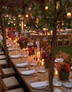 Country Table 001 for an Autumn Wedding Event Planning NYC, Fairfield CT, Hamptons, Weddings, Bar Mitzvah, Bat Mitzvah, Corporate Events, Sweet 16, Event DJs, Bands